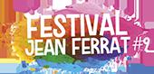 Festival Jean Ferrat – Antraïgues Logo